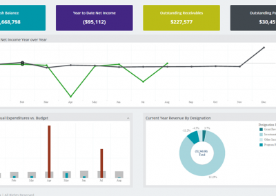 MIP Advance Dashboard